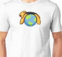 Airedale World Unisex T-Shirt