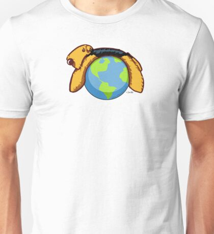 Airedale World Unisex T-Shirt