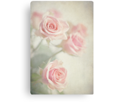 Gently Pastels Canvas Print