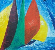 Sails by Conor Murphy