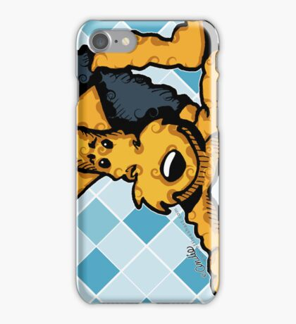 Airedale @ Play iPhone Case/Skin