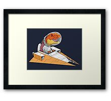 Triumphant Return Framed Print