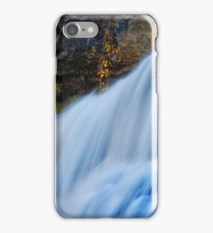Willow River Falls 7 iPhone Case/Skin