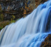 Willow River Falls 7 by Gypsykiss