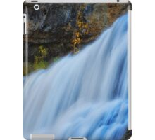 Willow River Falls 7 iPad Case/Skin