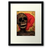 When The War Is Over Framed Print