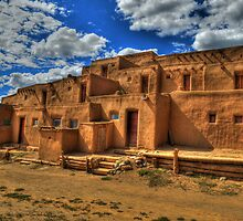 Sacred Village by Diana Graves Photography
