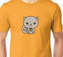 Cute squirrel with acorn Unisex T-Shirt