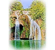 Turner Falls, Oklahoma  Photographic Print