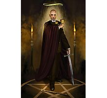 Steampunk Magician Photographic Print