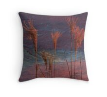 Dreamy Grass~ Throw Pillow