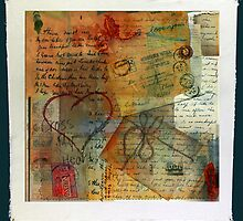 The Love Letter by Mary Ann Reilly