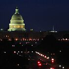 Capitol - Washington, DC at Night by Griff013