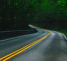 Road to the River - West Virginia by Griff013
