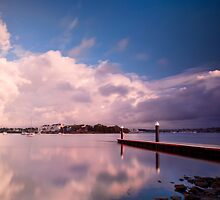 A Place for Reflection - Canada Bay, NSW by Malcolm Katon