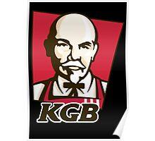 KGB Poster