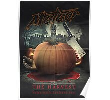 Meteor - The Harvest (single) poster Poster