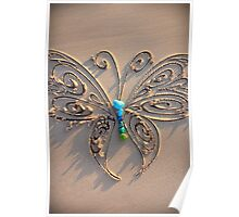 The Memory Butterfly Poster
