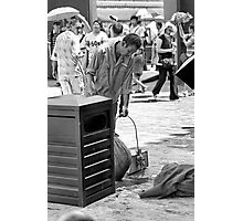 humble task Photographic Print