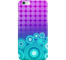 Concentrics - Green|Blue|Purple [iPhone/iPod case] iPhone Case/Skin