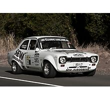 Ford Escort RS 1600 Photographic Print