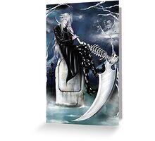 Undertaker! Greeting Card