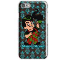 Iphone Maine Street take Two iPhone Case/Skin