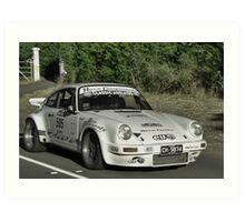 Porsche Carrera RS - 1974 Art Print