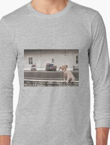 Station Puppy Long Sleeve T-Shirt