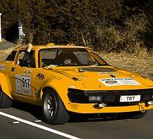 Triumph TR7 V8 - 1978 by Geoffrey Higges