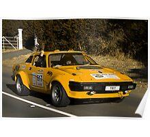 Triumph TR7 V8 - 1978 Poster