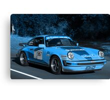 Porsche 911 Carrera - 1976 Canvas Print