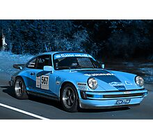 Porsche 911 Carrera - 1976 Photographic Print