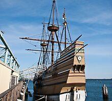 The Mayflower 2 by BialySnieg96