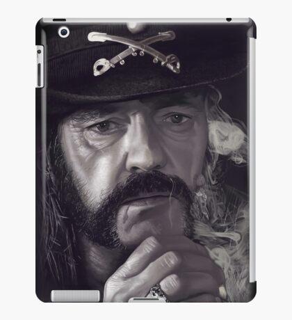 Lemmy Kilmister iPad Case/Skin