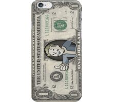Cover dollar fallout boy iPhone Case/Skin
