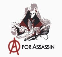 A for Assassin by GhostGlide