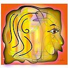 Woman by IrisGelbart