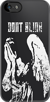 "Dr Who - ""Don't Blink"" Crying Angel by HighDesign"