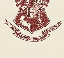 Hogwarts by Emmybenny