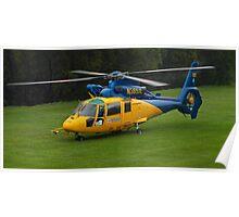 NSW RFS Chopper Poster