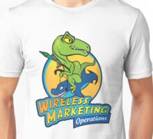 Wireless Marketing Ops Unisex T-Shirt