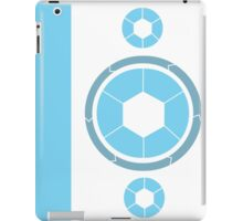 Now is the time iPad Case/Skin