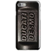 Ducati Desmo iPhone Case iPhone Case/Skin