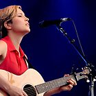 Missy Higgins-Falls Festival, Marion Bay by Michael Walters