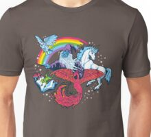 SUPPORT GAY WIZARDS Unisex T-Shirt