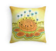 Carousel Throw Pillow
