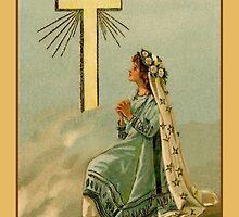 Vintage Faith devotional religious by aapshop