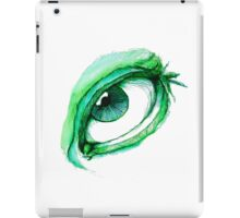Eye See You Pen and Ink Drawing iPad Case/Skin