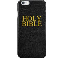 Holy Bible iPhone Case iPhone Case/Skin